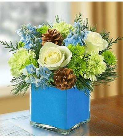 Heartfelt Celebrations in Blue