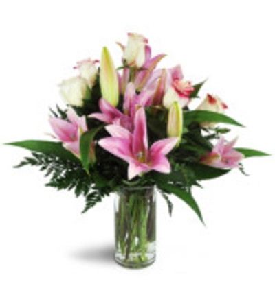 LILIES WITH LOVE