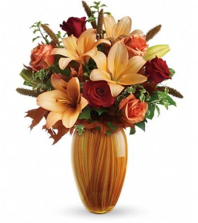 Teleflora's Sunlit Beauty Bouquet