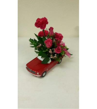 Ride Along Flowers