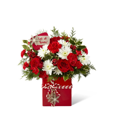 The FTD® Holiday Cheer™ Bouquet