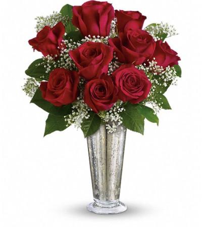 Teleflora's Kiss of the Rose