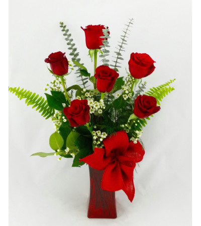 Ruby Red Romance