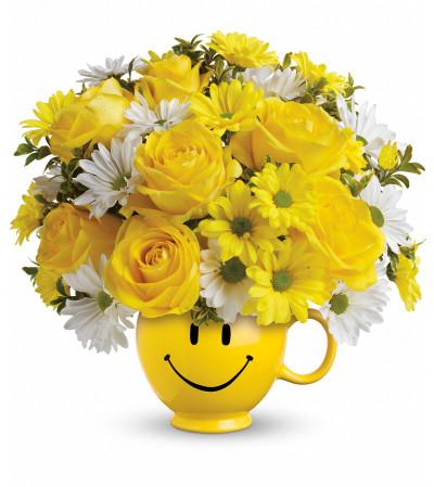 Happy Smile Mug