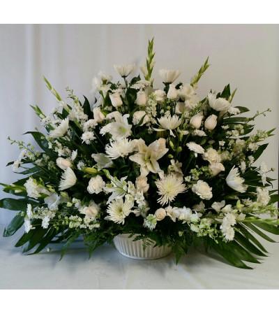 White Floral Bouquet #2