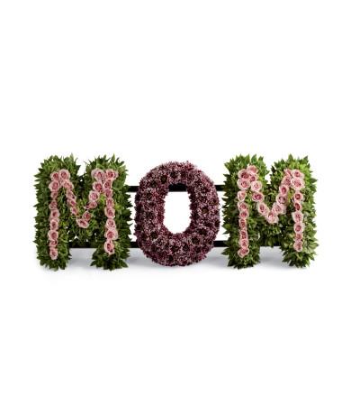 The FTD® Remembering Mom™ Arrangement