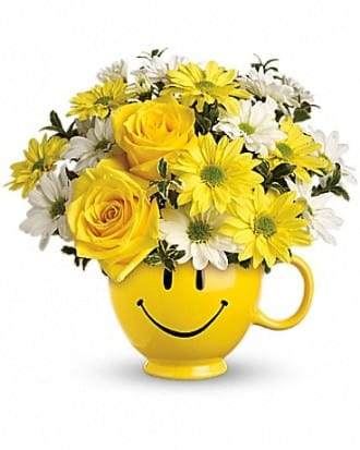 Be Happy Bouquet by Teleflora