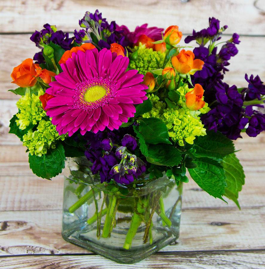 Ten Pennies Florist Artisan Arrangement 6