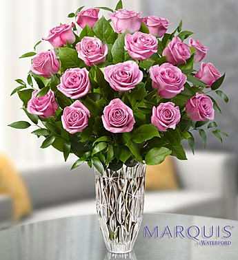 Marquis by Waterford® Purple Roses