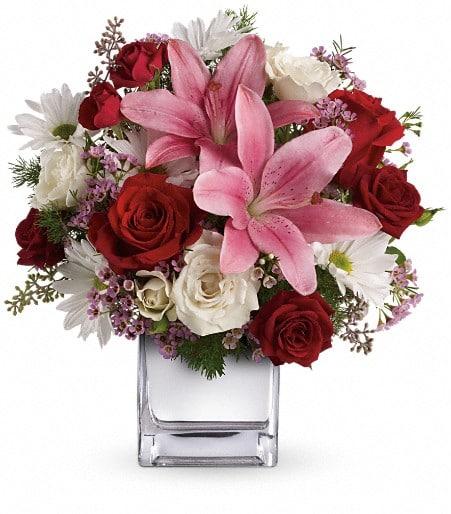 Teleflora's Happy in Love Bouquet