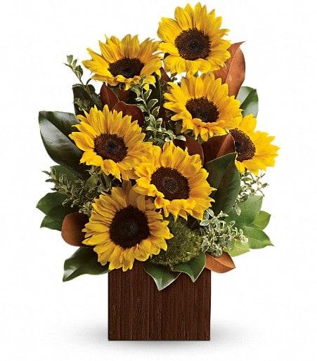 You're Golden Bouquet by Teleflora