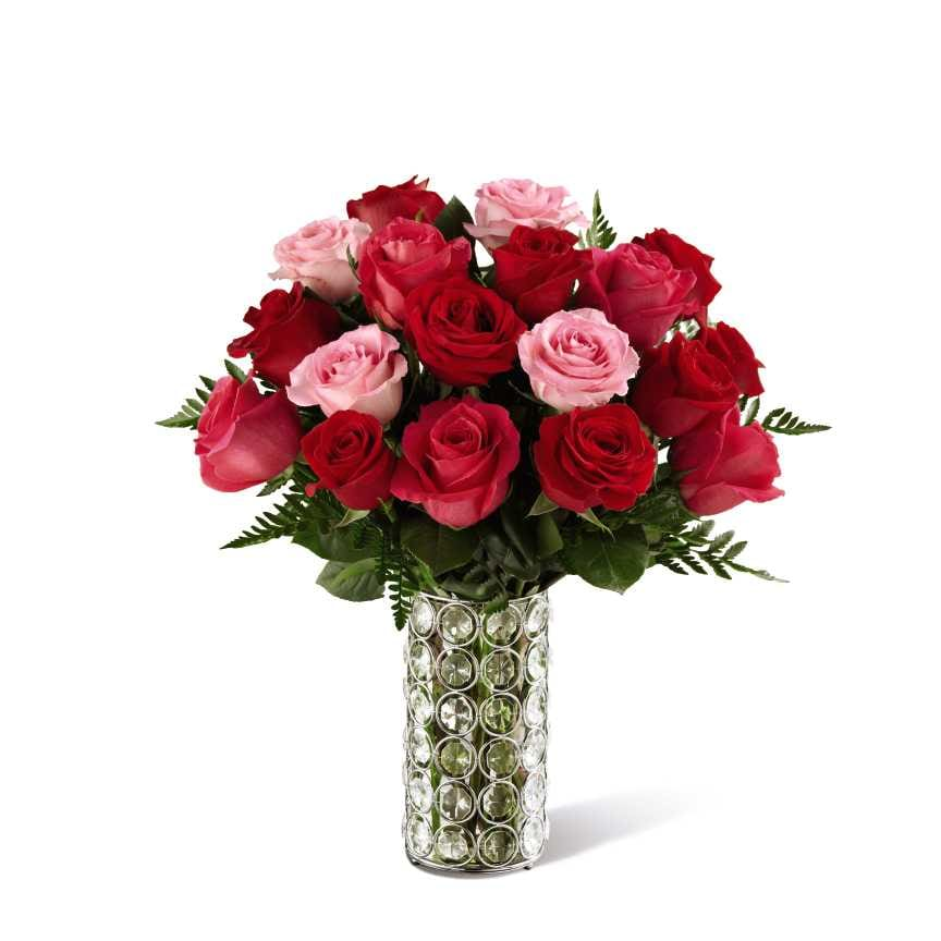 The FTD® Art of Love™ Rose Bouquet 2016