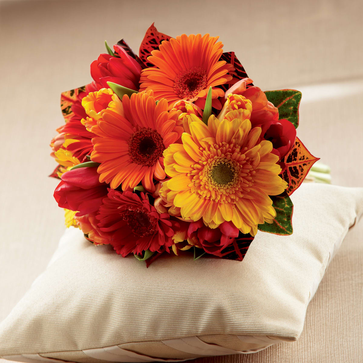 The FTD® Sunglow™ Bouquet