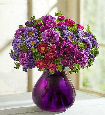 Lavender Joy Bouquet