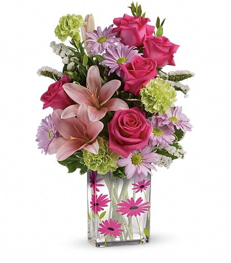 Teleflora's Thanks In Bloom Bouquet
