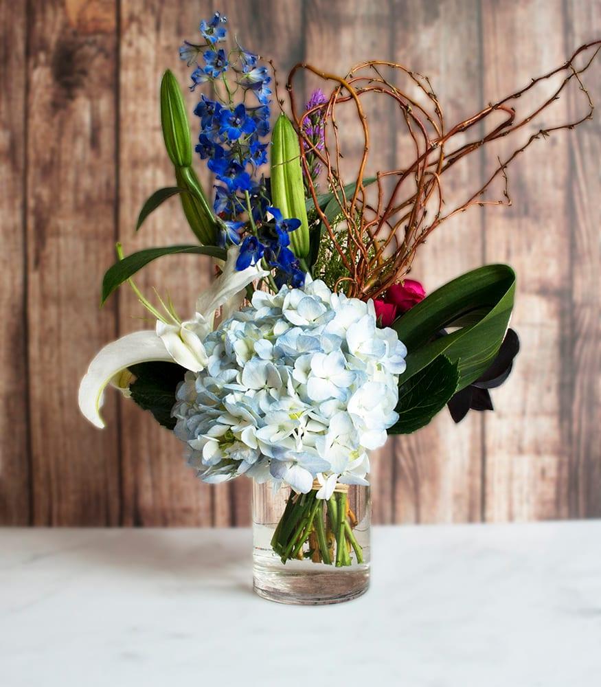 Morgan's Florist Artisan Arrangement 16