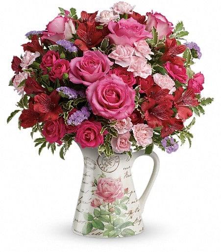 Teleflora's Simply Adored Bouquet