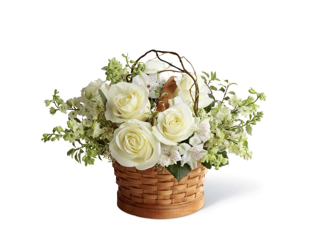 The FTD® Peaceful Garden™ Basket