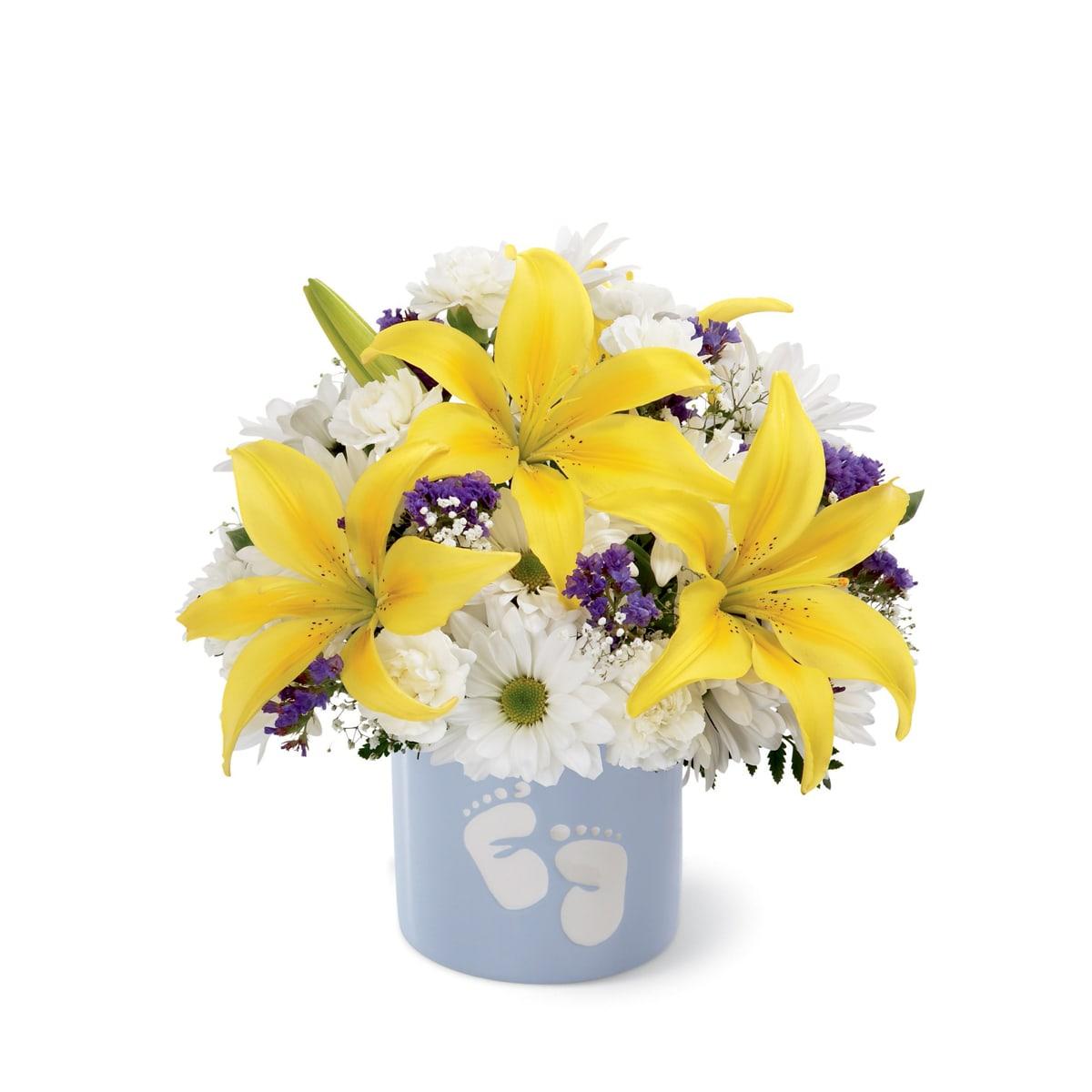 The FTD® Sweet Dreams® Bouquet - Boy