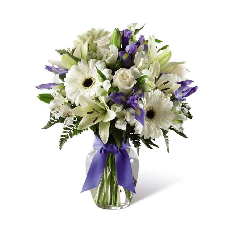 The FTD® Miracle's Light™ Hanukkah Bouquet