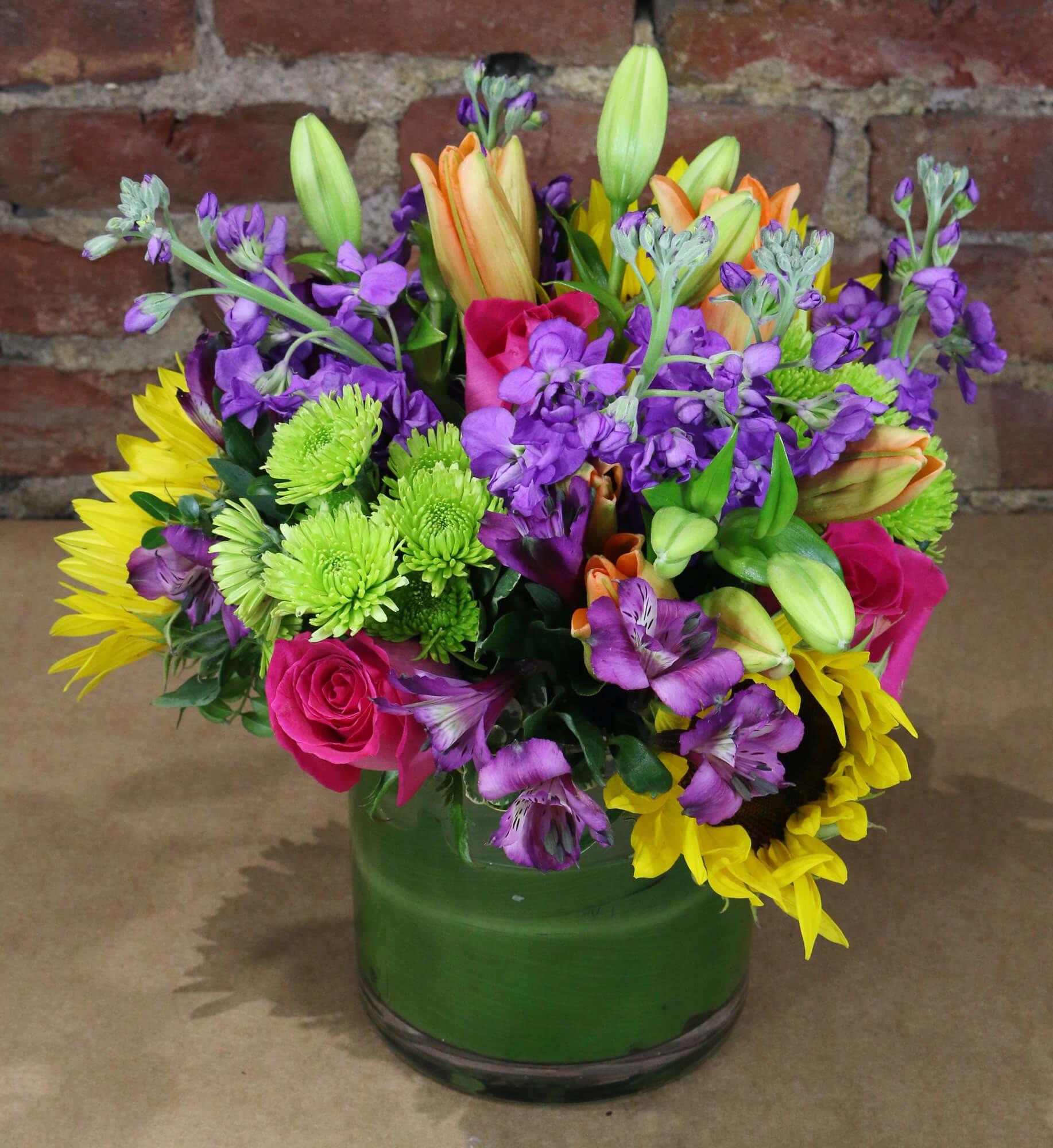 Langdon Florist Artisan Arrangement 4