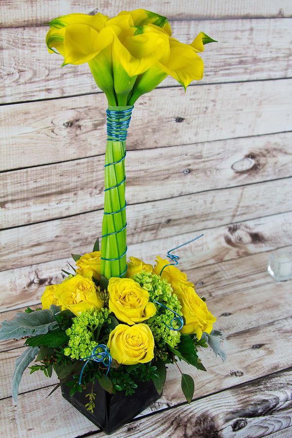 Ten Pennies Florist Artisan Arrangement 2
