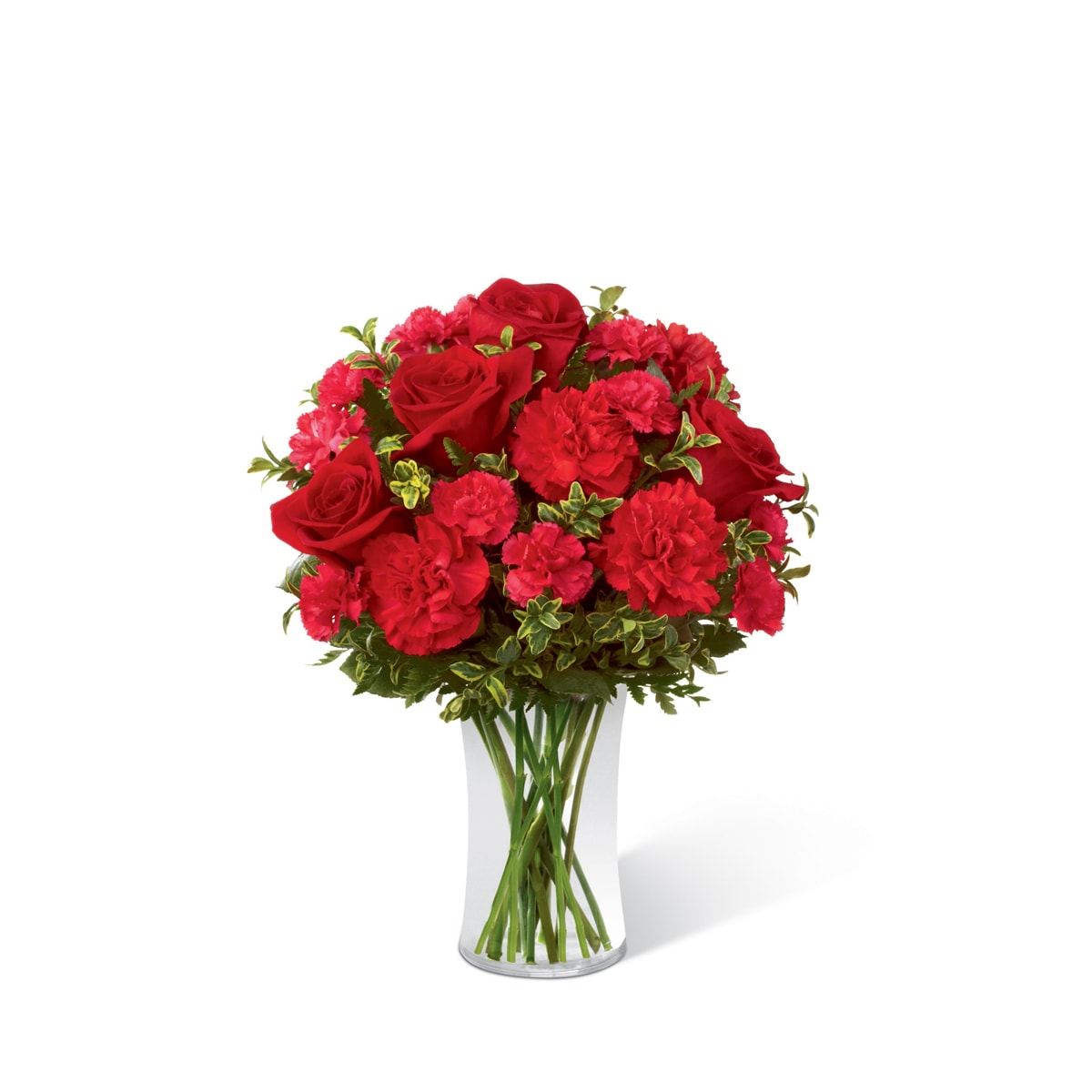The FTD® Always True™ Bouquet- All Red