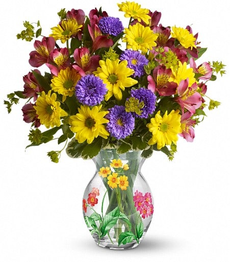 Teleflora's Thank You Bouquet