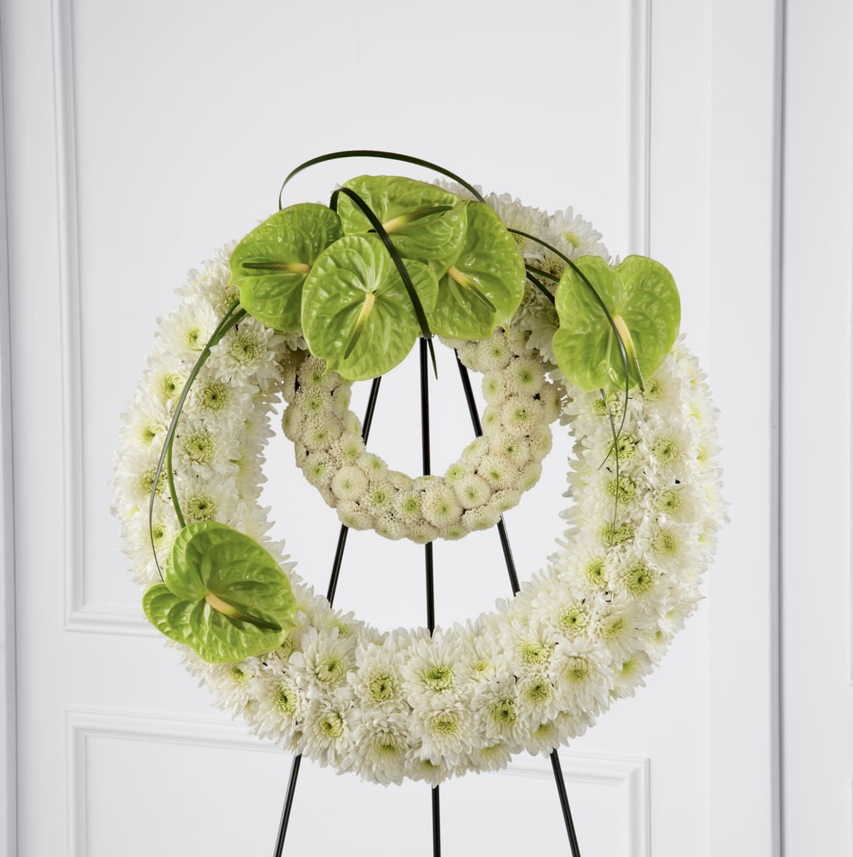 The FTD® Wreath of Remembrance™