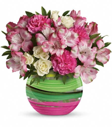 Spring Artistry Bouquet by Teleflora