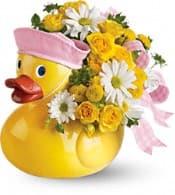 Baby Girl Lucky Duck