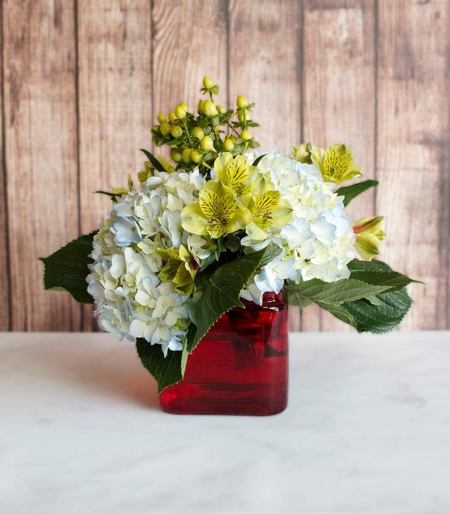 Morgan's Florist Artisan Arrangement 2