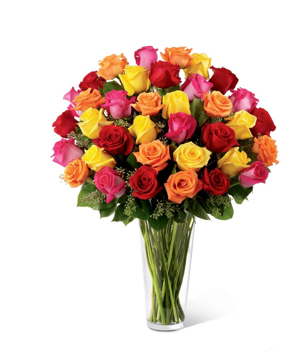 The FTD® Bright Spark™ Bouquet Exquisite