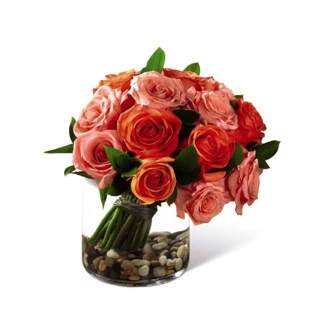 The FTD® Blazing Beauty™ Rose Bouquet