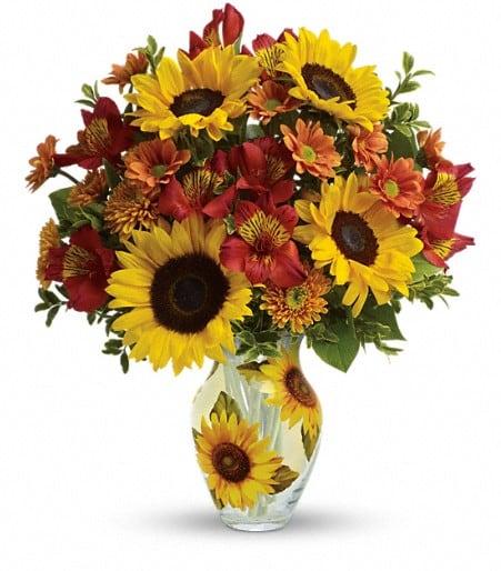 Teleflora's Simply Sunny Bouquet