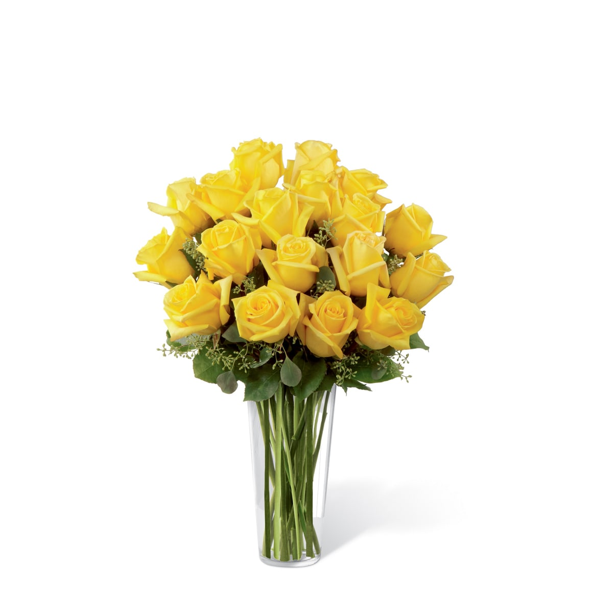 The FTD® Yellow Rose Bouquet