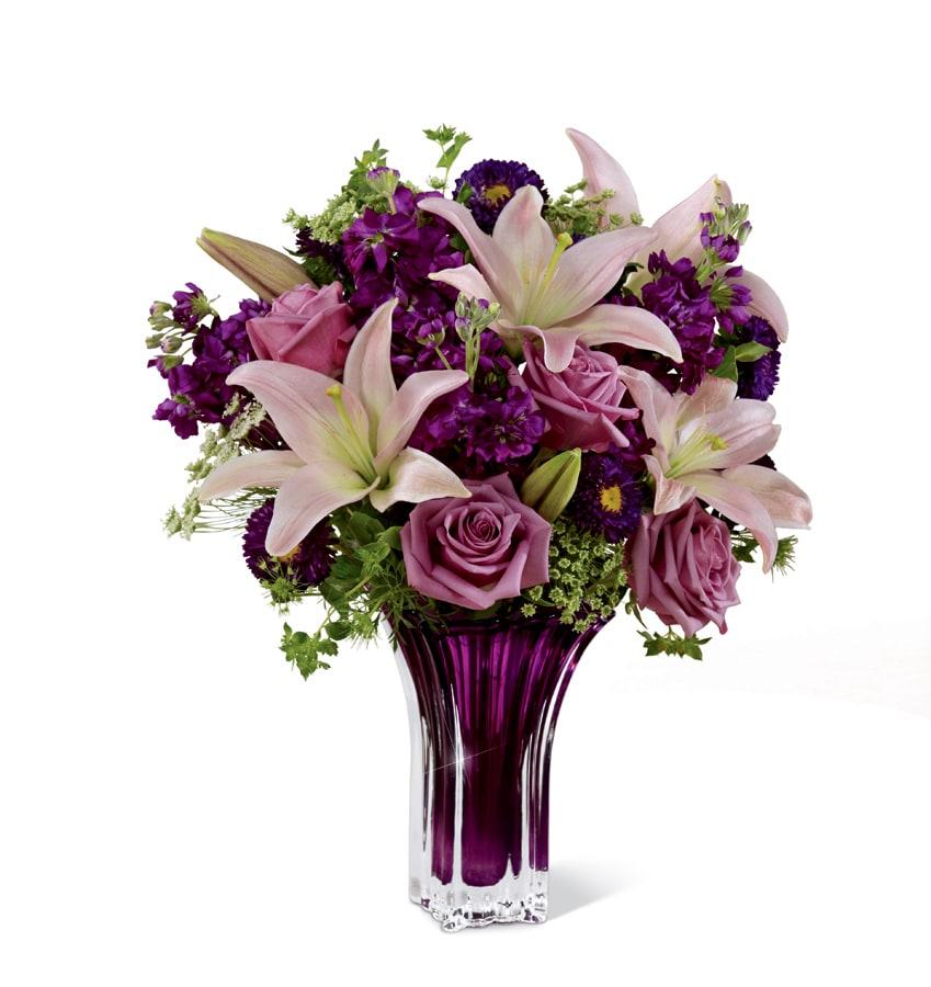 The FTD® Garden Terrace™ Bouquet 2015