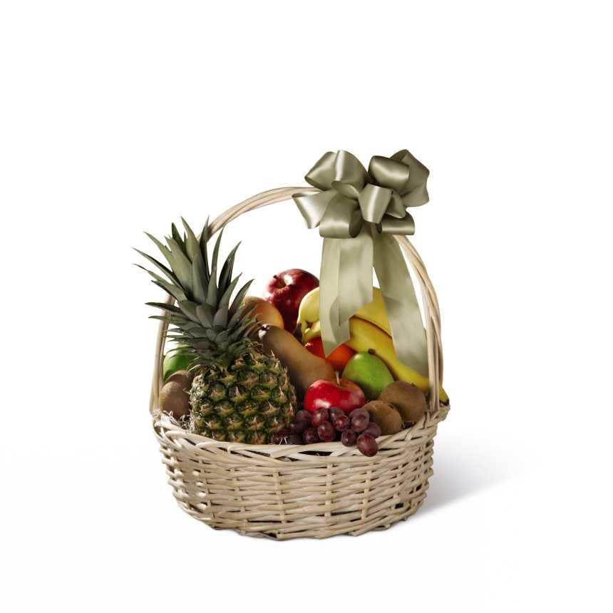 The FTD® Sincerest Sympathy™ Gourmet Basket