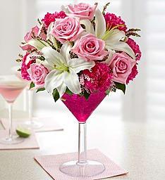 Bouquet Cosmopolitan
