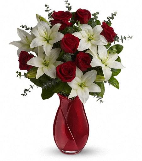Teleflora's Look of Love Bouquet