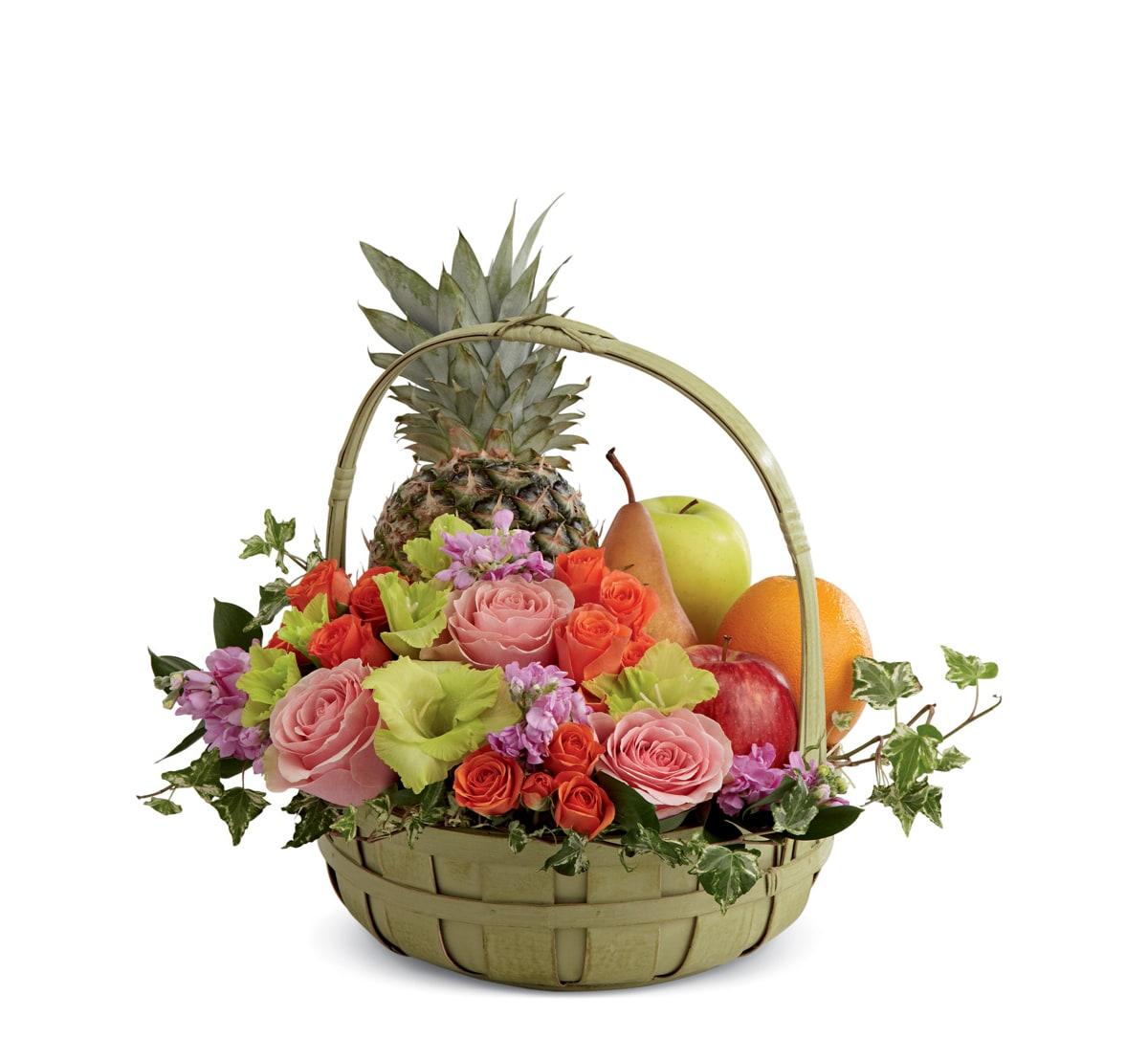 The FTD® Rest in Peace™ Sympathy Basket