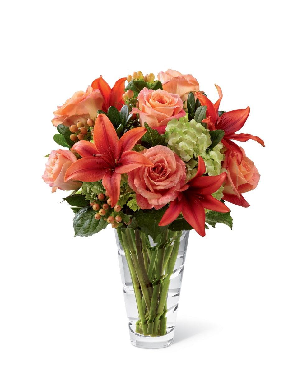 The FTD® Dawning Delight™ Bouquet
