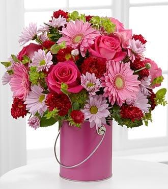 beautiful pink shades