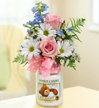 Soft Blanket™ Yankee Candle® - Pink