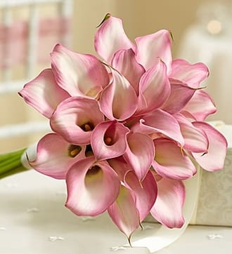 Pink Mini Calla Lily Bouquet