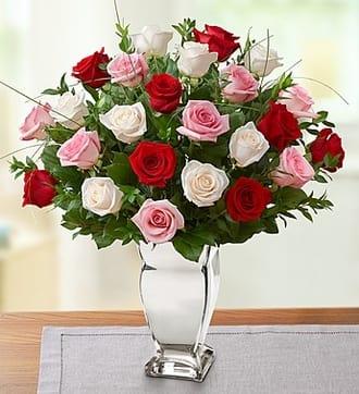 Rose Medley™ Premium Long-Stem Roses