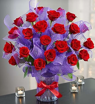 Valentine Passion™ Premium Long-Stem Roses