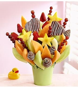 That's My Baby Girl Fruit Bouquet