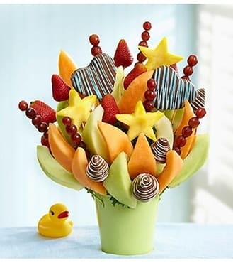 That's My Baby Boy Fruit Bouquet