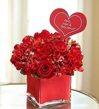 Red, Hot & Fabulous™